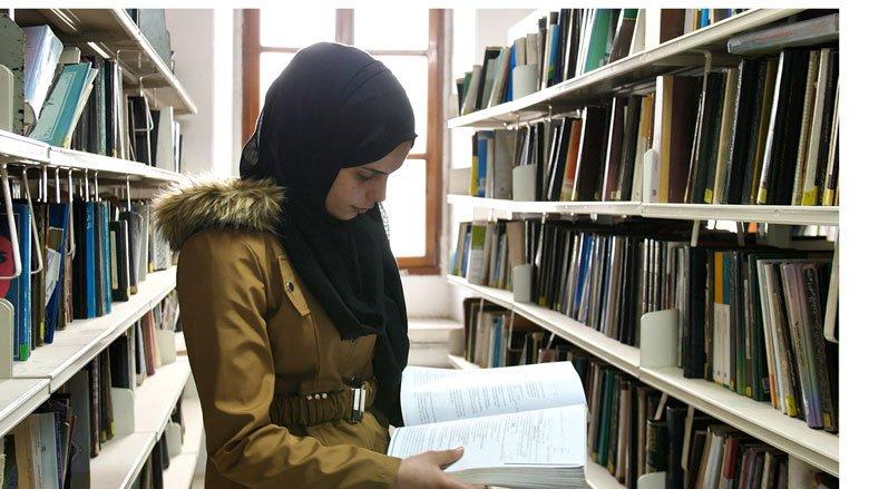 ايمان خريجة كلية الهندسة، الضفة الغربية، 2020